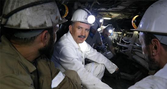 Madencilik Sektörüne Meslek Standartları Geliyor