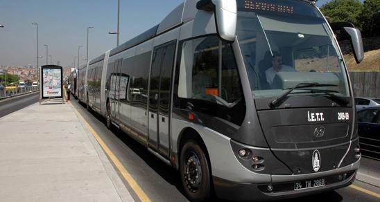 Metrobüs Şoförü (Seviye 3) Taslak Yeterliliği Hazırlandı